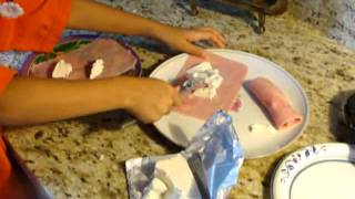 Cheftastic Episode 3 Ham And Cream Cheese Rollups.wmv