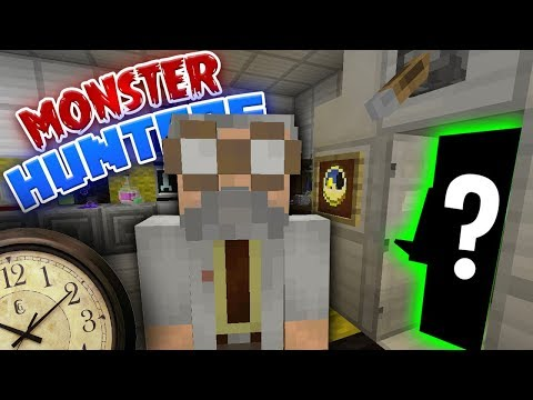 THE TIME TRAVELLER! | Monster Hunters Ep.6 | Minecraft Roleplay thumbnail
