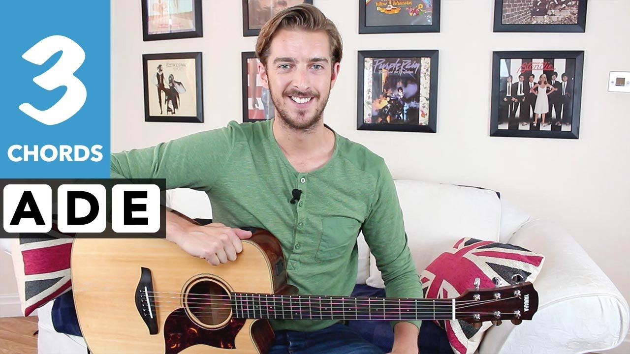 Chasing Cars Guitar Lesson 10 Songs With 3 Easy Chords Song 5