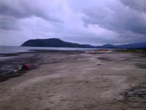 Beach in Mansalay