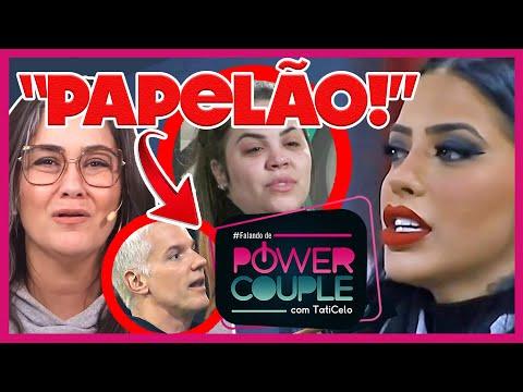 ⛔Power Couple: Discórdia tem show de drama e arregões; FIM da amizade de MC Mirella e Mari