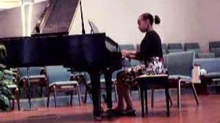 Yani Weldon - Spring Recital 2007