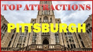 Visit Pittsburgh, Pennsylvania, U.S.A.: Things to do in Pittsburgh - The City of Bridges