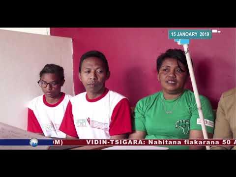 VAOVAO DU 15 JANVIER 2019 BY TV PLUS MADAGASCAR
