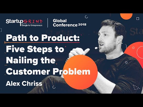 Path to Product: Five Steps to Nailing the Customer Problem ...