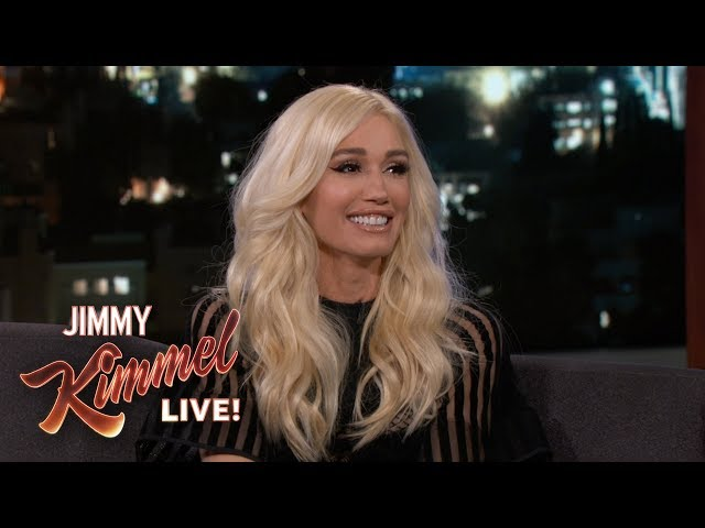 Gwen Stefani Reveals Fun Fact About Blake Shelton's Ex-Girlfriend