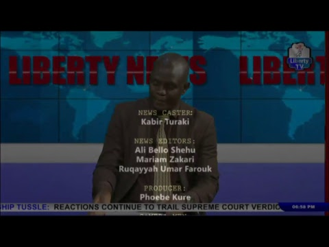Liberty World News @6pm 20th July, 2017