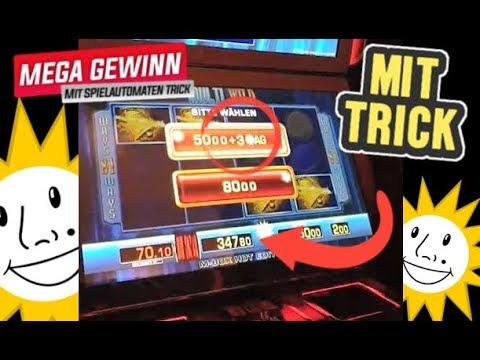 Spielautomaten 2 Euro Trick
