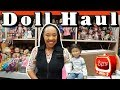 DOLL HAUL: American Girl, Hopscotch Hill, and Disney Animator