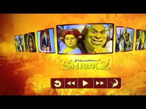 Shrek 2 Dvd Menu Walkthrough Aka Videos