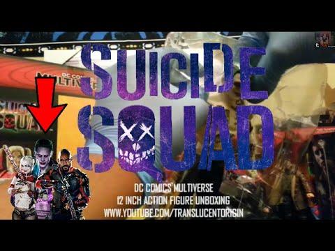 UNBOXING: DC Comics Multiverse Suicide Squad The Joker - 12 Inch Action Figure