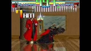 Alucard(castlevania) vs Alucard (helsing ultimate) M U G E N
