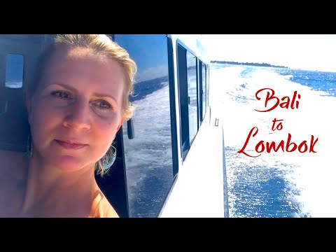 Bali to Lombok Bluewater Express Ferry Tour | DirectFerries.com Review