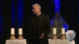 Fr Larry Richards -  Talk 2