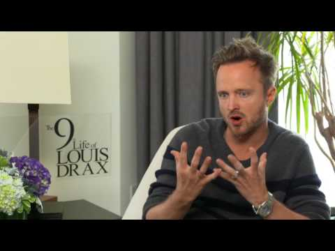 The 9th Life of Louis Drax: Aaron Paul Official Movie Interview