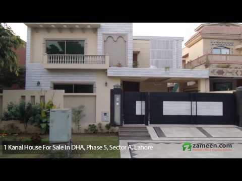 4500 SQUARE FEET BRAND NEW BUNGALOW FOR SALE IN DHA PHASE 5 - BLOCK A LAHORE