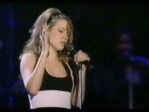 Mariah Carey - Underneath The Stars ( Live - Daydream Tour Tokyo Dome 1996 )