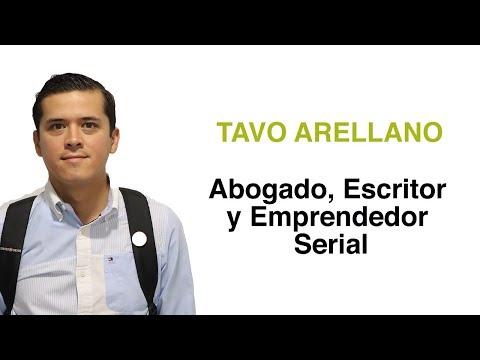 Abogado y Emprendedor Serial | Ft.Tavo Arellano