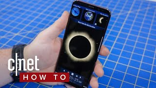 4 apps to help you watch the solar eclipse