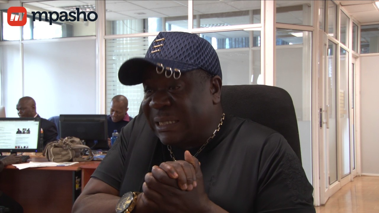Africa's Biggest Comedian Mr.Ibu On The Hot Seat, Talks Peace And Comedy