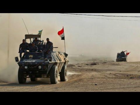 بغداد تعلن بدء عملية استعادة مدينة الحويجة من تنظيم -الدولة الإسلامية-