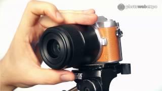 видео Анонс Panasonic F1.7 Leica Summilux 15мм и камеры GM1