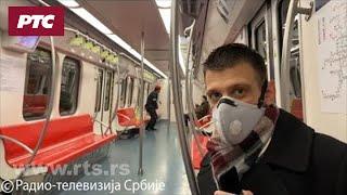 Neverovatni snimci iz Pekinga – grad duhova u kom vlada strah od koronavirusa