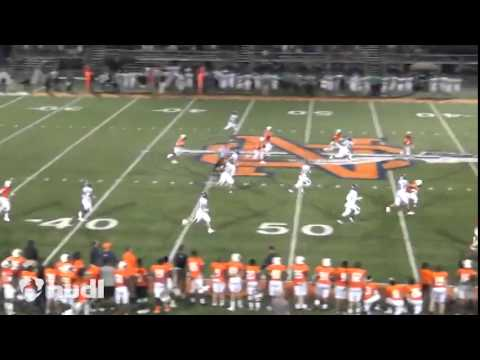 Dexter Davis Jr. CB/ATH #22 (2016) junior highlights