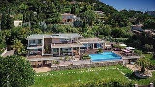 Luxury Villa for Rent Cannes / Location villa contemporaine de luxe Cannes