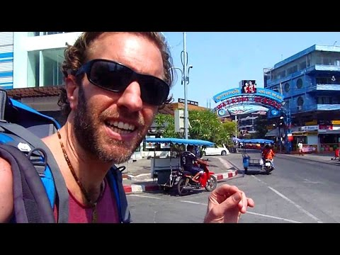 How to Get From Bangkok to Pattaya, Thailand for $3!