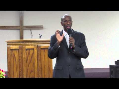 Pastor ALEXANDER BAHATI