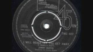 Jimmy Ruffin I Will Never Let You Get Away