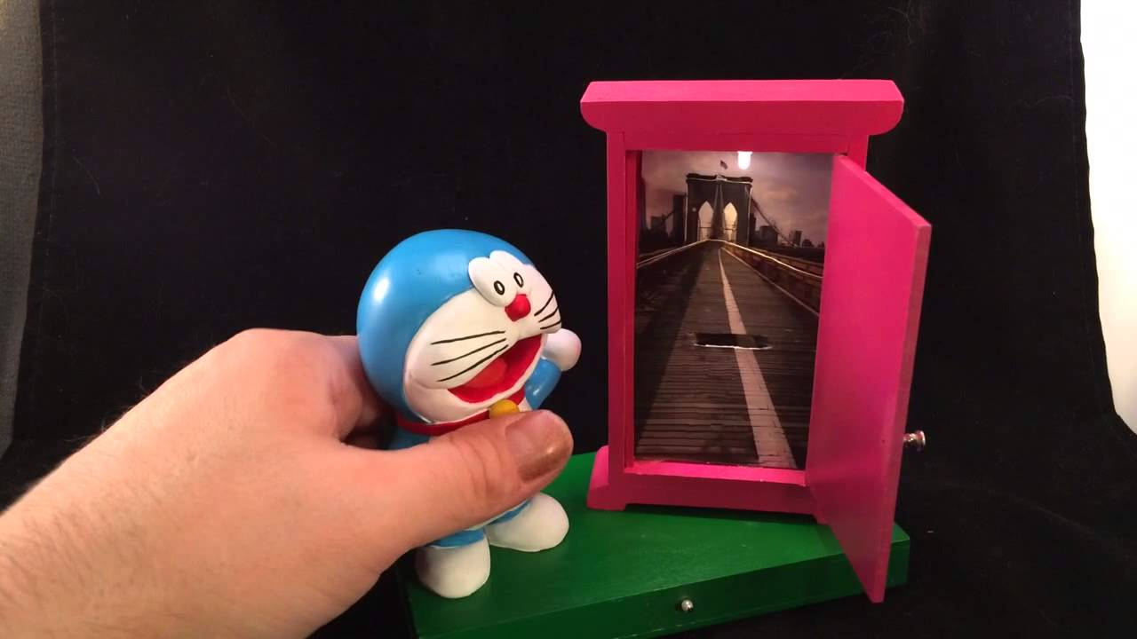 & Doraemon u0026 Door Custom Engagement Ring Box Walkthrough - YouTube pezcame.com