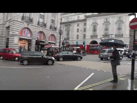Piccadilly circus. London Part 5