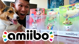 VLOGGING AMIIBOS: UNBOXING, GAMES & 10 NEW AMIIBO FACTS - Life After College: Ep.432 thumbnail