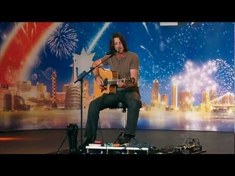 Young Man - Jonny Taylor - Australia's Got Talent 2012
