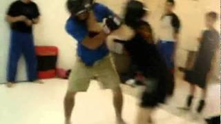 Sparring Mma - Combat Club