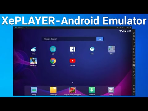 XePlayer 6 Android Emulator Installation And Configure Guide 2019