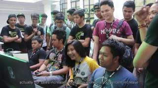 NVIDIA Philippine iCAFE Lighthouse: TNC Owner Interview