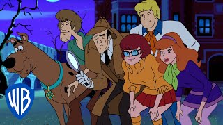 Scooby-Doo and Guess Who? | Elementary, My Dear Shaggy! | WB Kids