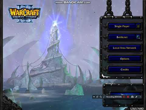 How to Play Install Warcraft III Eurobattle.net Online new Patch 1.28