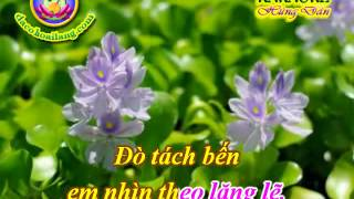 Karaoke Vong co - Nhu loai hoa ay (sua lai loi ca) - HD.avi