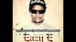 Eazy-E - Boyz N The Hood Instrumental G-Funk Version [ FL Studio Remake ]