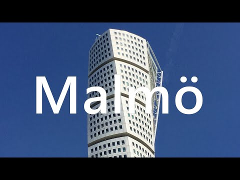 📍 VIAJE A SUECIA | 🗺️ Qué ver y hacer en Malmö