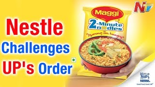 Nestle Challenges on Maggi Noodles Recall | NTV