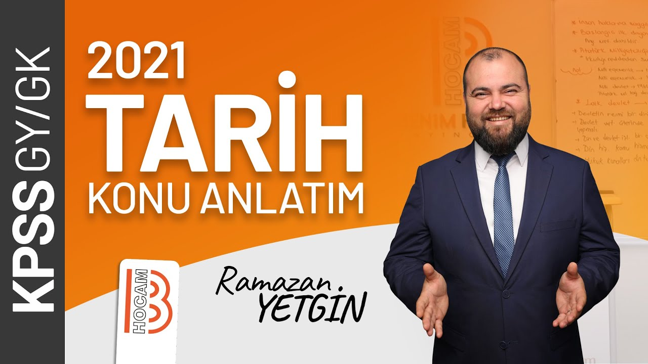 84) Atatürk İlke ve İnkılapları - I - Ramazan Yetgin (2017)
