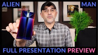 Mugler Alien Man Full Presentation Preview + Review | Have You Sampled Alien Man Yet?
