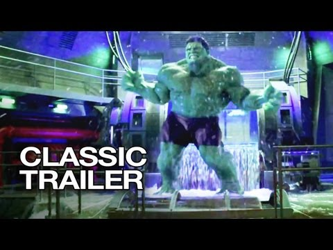 Hulk Official Trailer #1 - Eric Bana, Jennifer Connelly Supe