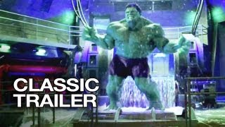 Hulk Official Trailer #1 - Eric Bana Movie (2003) HD