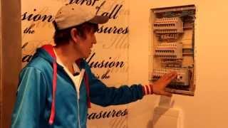 Электромонтаж в современной квартире(Как должна выглядеть современная квартира с современным электроснабжением. Видео состоит из нескольких..., 2014-01-31T11:36:01.000Z)